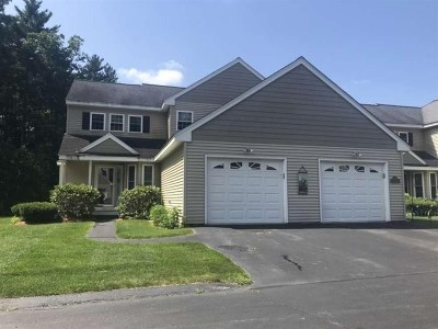 Merrimack Condo/Townhouse For Auction: 45 Penacook Terrace