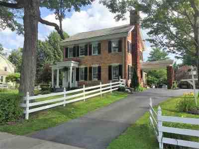 Poultney Multi Family Home For Sale: 82 East Main Street