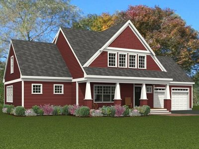 Single Family Home For Sale: 339 Bayside Road #Lot 3
