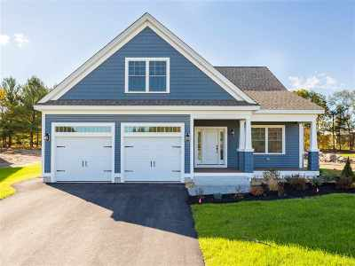 Single Family Home For Sale: 339 Bayside Road #Lot 1