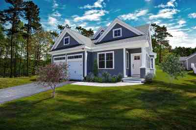 Single Family Home For Sale: 339 Bayside Road #Lot 2