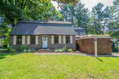 Derry Single Family Home Active Under Contract: 10 Martha Drive