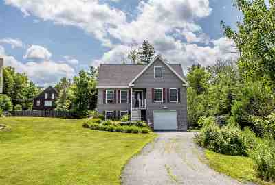 Barnstead Single Family Home For Sale: 341 Varney Road