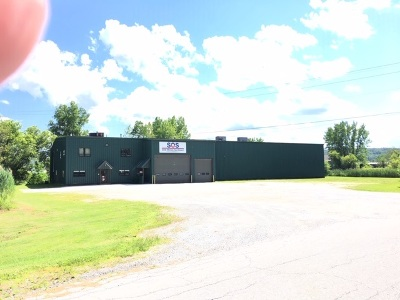 Rutland, Rutland City Commercial Active Under Contract: 100 First Street