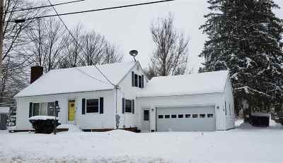 South Berwick Single Family Home For Sale: 14 Old Mill Road