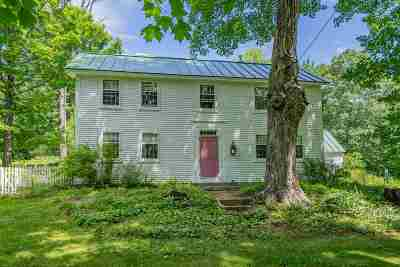 New Boston Single Family Home For Sale: 200 Clark Hill Road