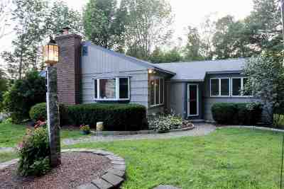 Pembroke Single Family Home Active Under Contract: 208 Bean Hill Road
