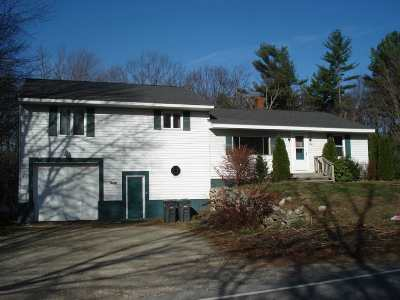 Hooksett Multi Family Home For Sale: 174 Hackett Hill Road