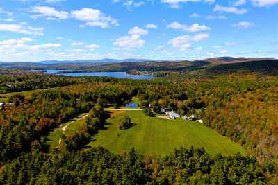 New London NH Single Family Home For Sale: $3,495,000
