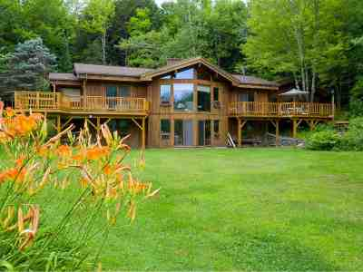 Single Family Home For Sale: 464 West Hill Road
