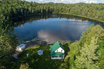 Woodbury Single Family Home For Sale: 986 Valley Lake Road