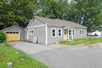 Alton NH Single Family Home For Sale: $215,000