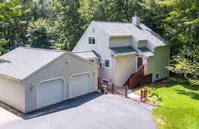 Derry Single Family Home Active Under Contract: 131 Warner Hill Road