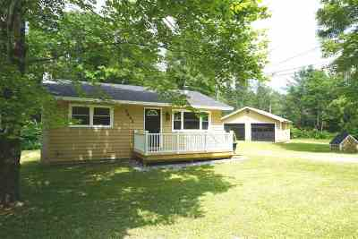 Shrewsbury Single Family Home For Sale: 7443 Cold River Road