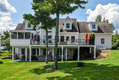 Laconia Single Family Home For Sale: 155 Long Bay Drive
