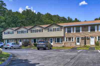 Hooksett Condo/Townhouse Active Under Contract: 1 Bayview Terrace Road #D