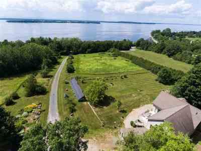 Milton Single Family Home For Sale: 136 Eagle Mountain Harbor Road