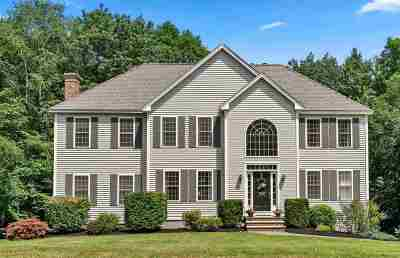Windham Single Family Home Active Under Contract: 88 Searles Road