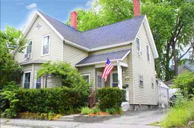 Manchester Single Family Home Active Under Contract: 27 Sterling Avenue