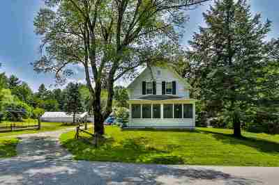 Merrimack Single Family Home For Sale: 130 Bedford Road