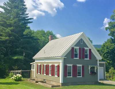 Woodstock Single Family Home For Sale: 5727 West Woodstock Road
