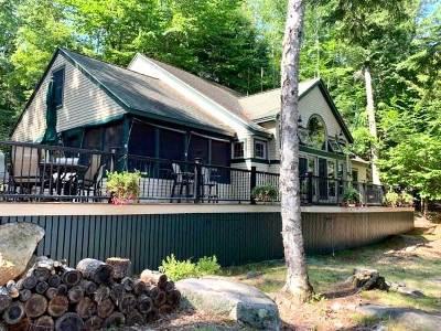 Tuftonboro Single Family Home For Sale: 57 Cow Island