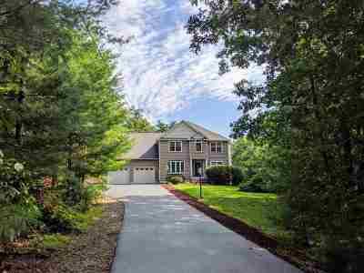 Merrimack Single Family Home For Sale: 7 Gauthier Road
