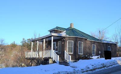 Montpelier Single Family Home For Sale: 11 Ridge Street