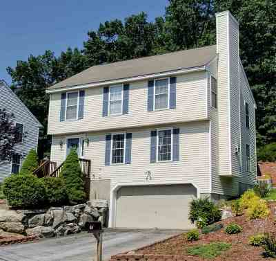 Manchester Single Family Home Active Under Contract: 287 Wellington Hill Road