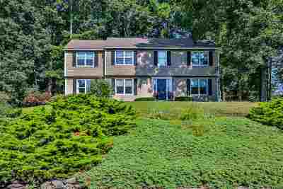 Nashua Single Family Home For Sale: 37 Cathedral Circle