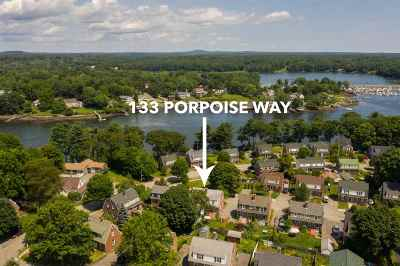 Portsmouth NH Single Family Home For Sale: $312,900