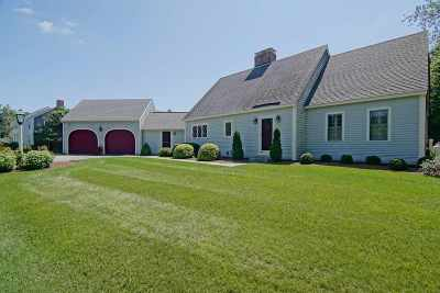 Single Family Home Active Under Contract: 16 Patriots Way