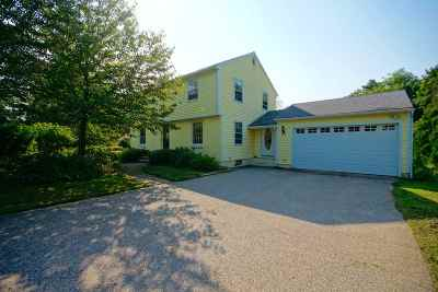 Single Family Home For Sale: 124 Post Road