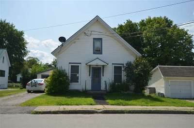 Morristown Single Family Home For Sale: 251 Union Street