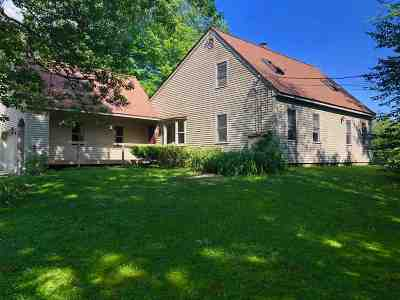 Plymouth Single Family Home Active Under Contract: 74 Summit Road