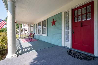 Tilton Single Family Home Active Under Contract: 357 W Main Street