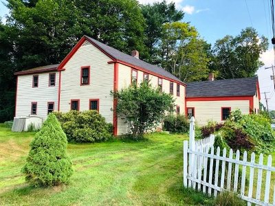 Thornton Single Family Home For Sale: 3260 Us Route 3