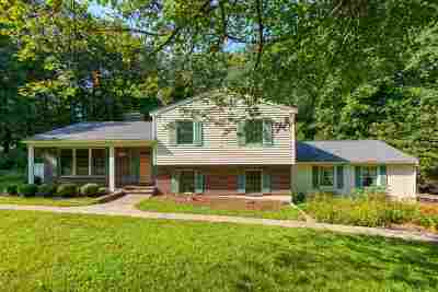Hudson Single Family Home Active Under Contract: 4 Hunter Lane