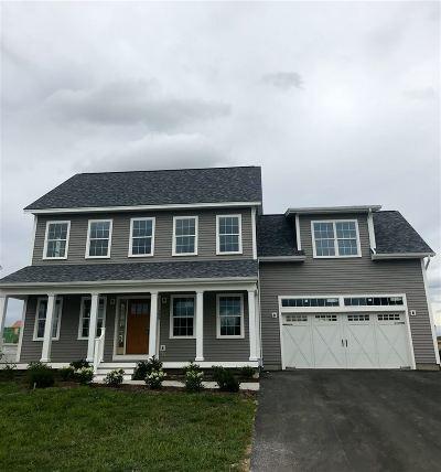 South Burlington Single Family Home For Sale: 198 Rye Circle
