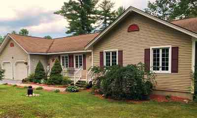 Merrimack NH Multi Family Home Active Under Contract: $433,900