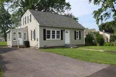 Manchester Single Family Home For Sale: 357 Prescott Street