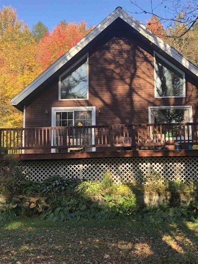 Cambridge Single Family Home For Sale: 511 Hogback Road