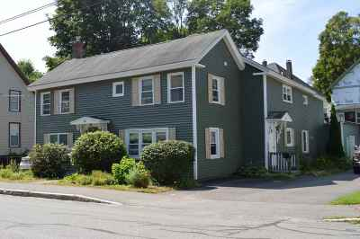 Concord Multi Family Home Active Under Contract: 73 Rumford Street