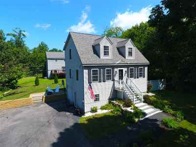 Merrimack Single Family Home Active Under Contract: 11 Carter Road