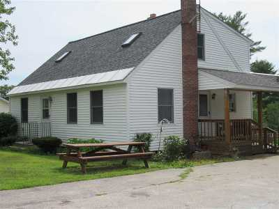 Barnstead Multi Family Home For Sale: 139 Suncook Valley Road