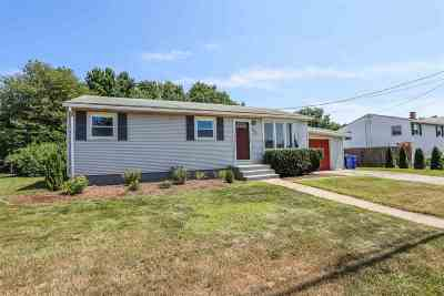 Manchester Single Family Home Active Under Contract: 390 S Porter Street