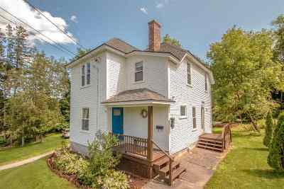 Lancaster Single Family Home Active Under Contract: 12 Governors Terrace
