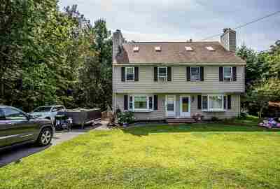 Derry Single Family Home Active Under Contract: 18l Blackberry Road