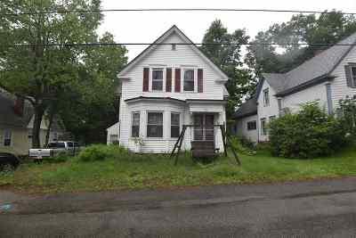Franklin Single Family Home For Sale: 36 Oak Street
