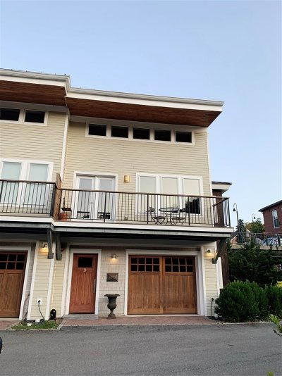 Newmarket Condo/Townhouse For Sale: 15 Water Street #D